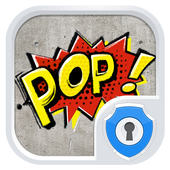 pop Theme - AppLock Pro Theme icon
