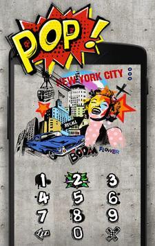 pop Theme - AppLock Pro Theme poster