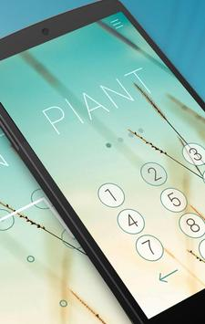 plant Theme -AppLock Pro Theme poster