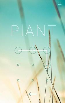 plant Theme -AppLock Pro Theme apk screenshot