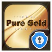 puregold Theme - AppLock Theme icon