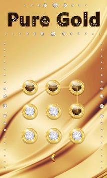puregold Theme - AppLock Theme poster