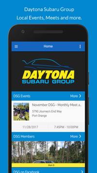 Daytona Subaru Group poster