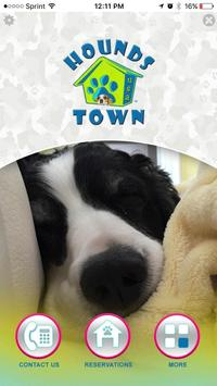 Hounds Town Port Jefferson poster