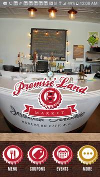 Promise Land Market poster