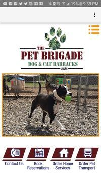 The Pet Brigade poster