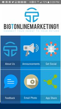 Big T Online Marketing screenshot 1