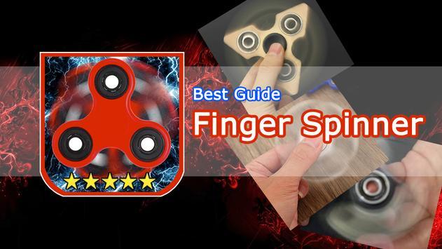 Guide Fidget Spinner Tips New poster