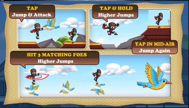 Hattori Hanzo - Ninja Run apk screenshot