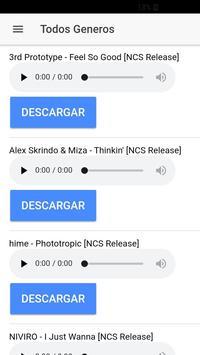 Musica Para Videos screenshot 1