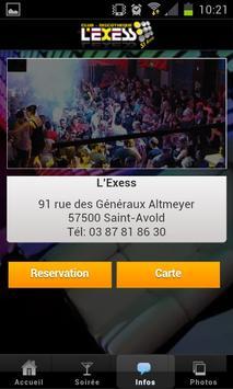 L'Exess apk screenshot