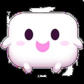 Bouncy Marshmallow icon