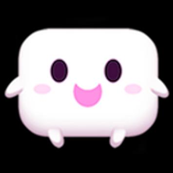 Bouncy Marshmallow poster