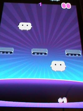 Bouncy Marshmallow apk screenshot