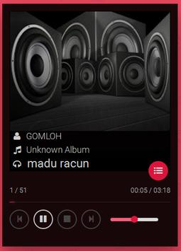 lagu gomloh mp3 screenshot 4