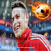 Keyboard For James Rodríguez---Colombia icon