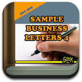 Sample Business Letters 4 icon