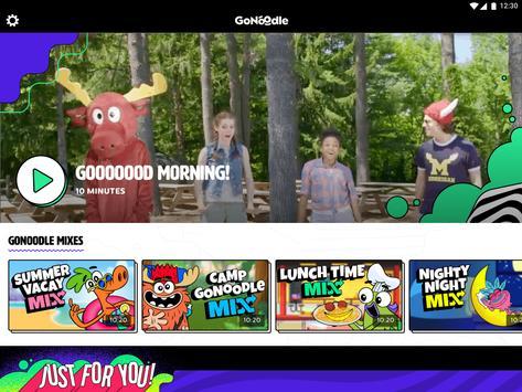 GoNoodle screenshot 4