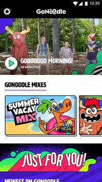 GoNoodle poster