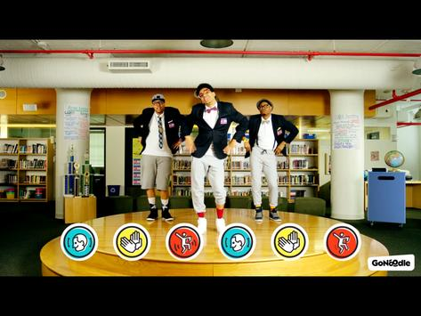 GoNoodle screenshot 11