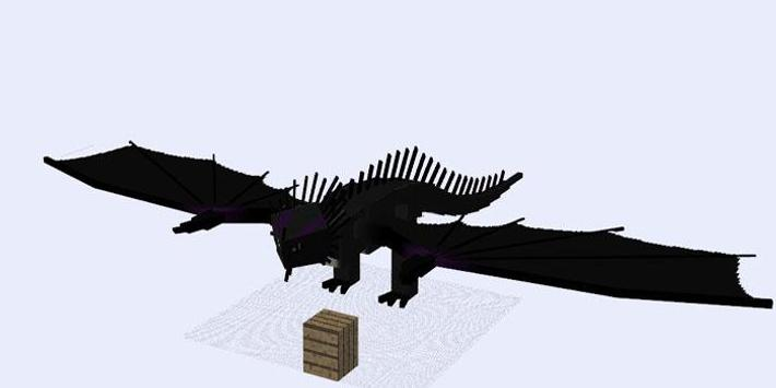 how to train your minecraft dragon