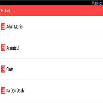 Gudang Lagu Sunda apk screenshot