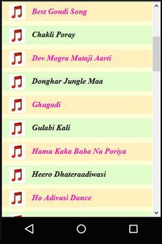 Best Gondi Songs apk screenshot