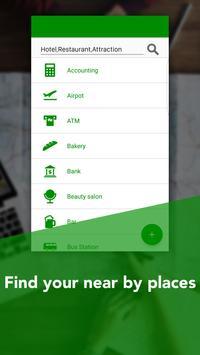 GPS Navigation : Best Fastest Route Finder screenshot 7