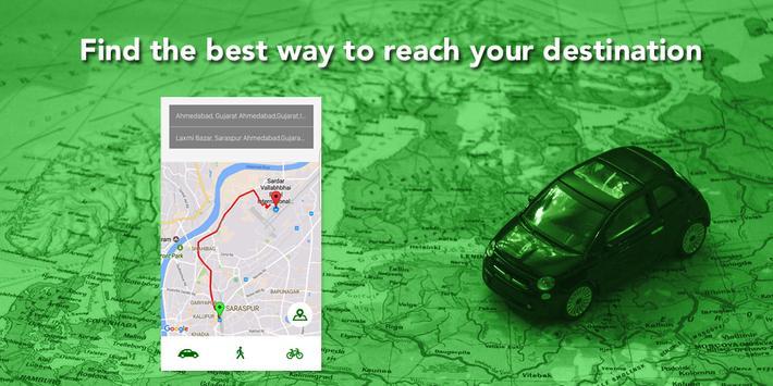 GPS Navigation : Best Fastest Route Finder screenshot 3
