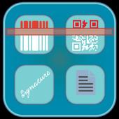 QR Code, Bar Code & Document Scanner icon