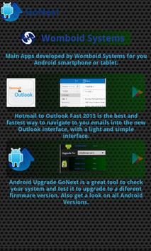 System Information Go Next! apk screenshot