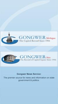 Gongwer News Service poster
