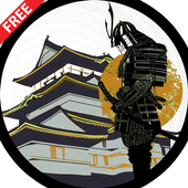 Samurai Adventure Run icon