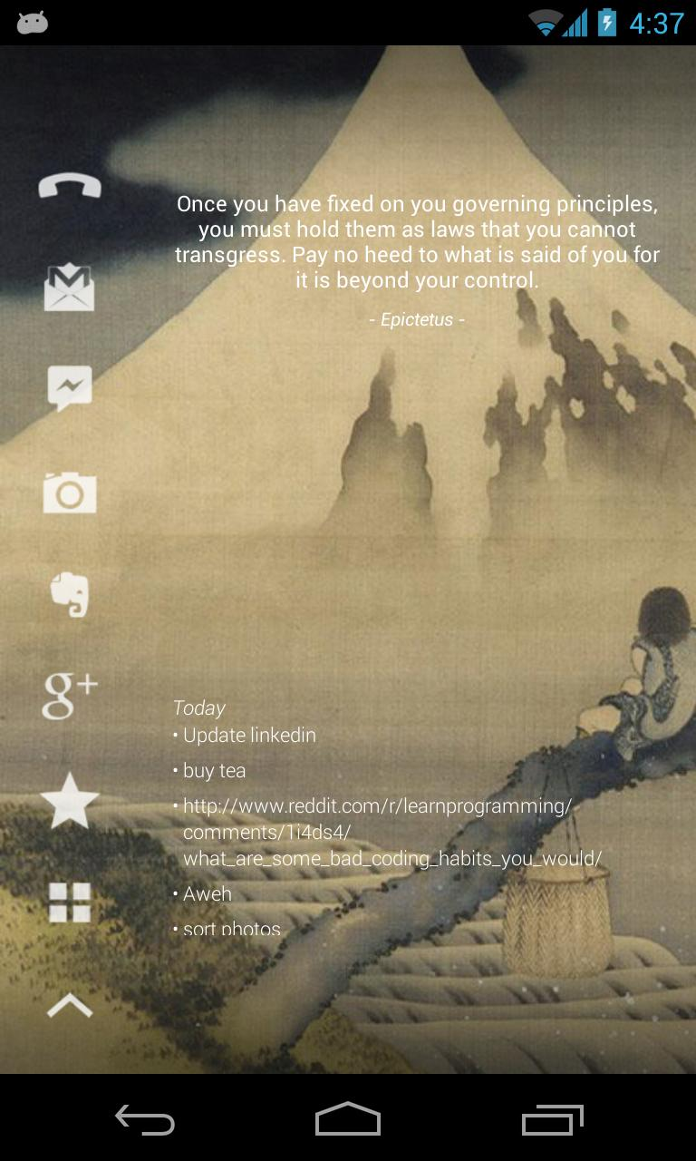 Minimal Any do Widget for Android - APK Download