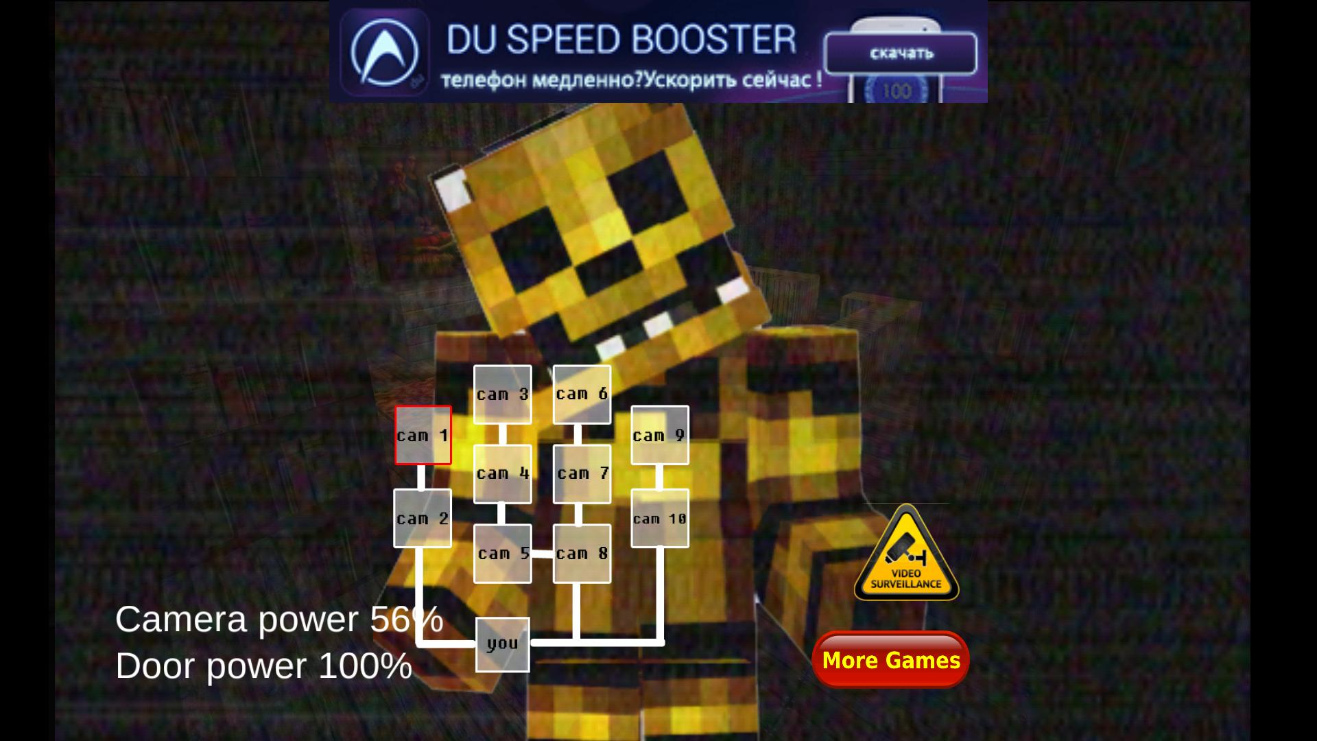 Five Animatronic At Night 2 For Android Apk Download