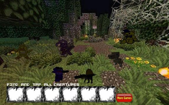 Five Craft at Nights for MCPE apk screenshot