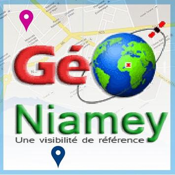 GéoNiamey poster