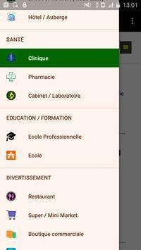 GéoNiamey apk screenshot