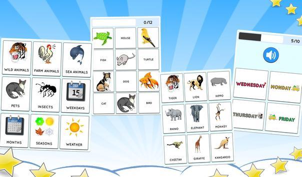 Learn English free for beginners: kids & adults apk screenshot