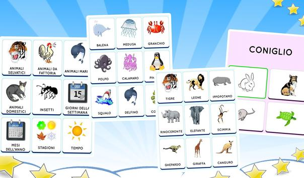 Learn Italian free for beginners: kids & adults apk screenshot