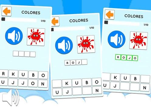 Learn Spanish free for beginners: kids and adults apk screenshot