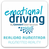 Emotional Driving Augmented Reality icon