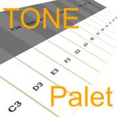 TONE Palet icon