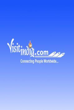 VisitIndia.com@Primosoft poster