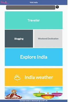 VisitIndia.com@Primosoft screenshot 1