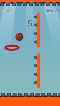 Flappy Basket Dunk apk screenshot
