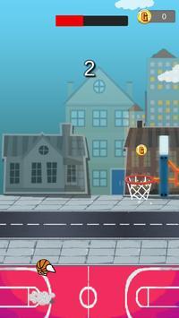 Flappy Dunk Ball apk screenshot