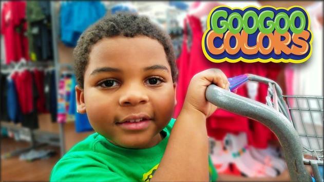 Goo Goo Colors poster