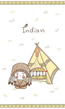 Kogumong indian go sms theme poster