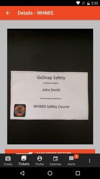 GoSnap Safety screenshot 2